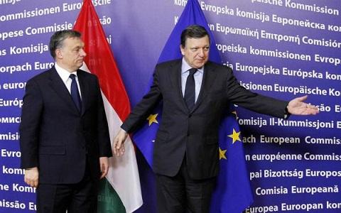 Barroso gratulált Orbán Viktornak