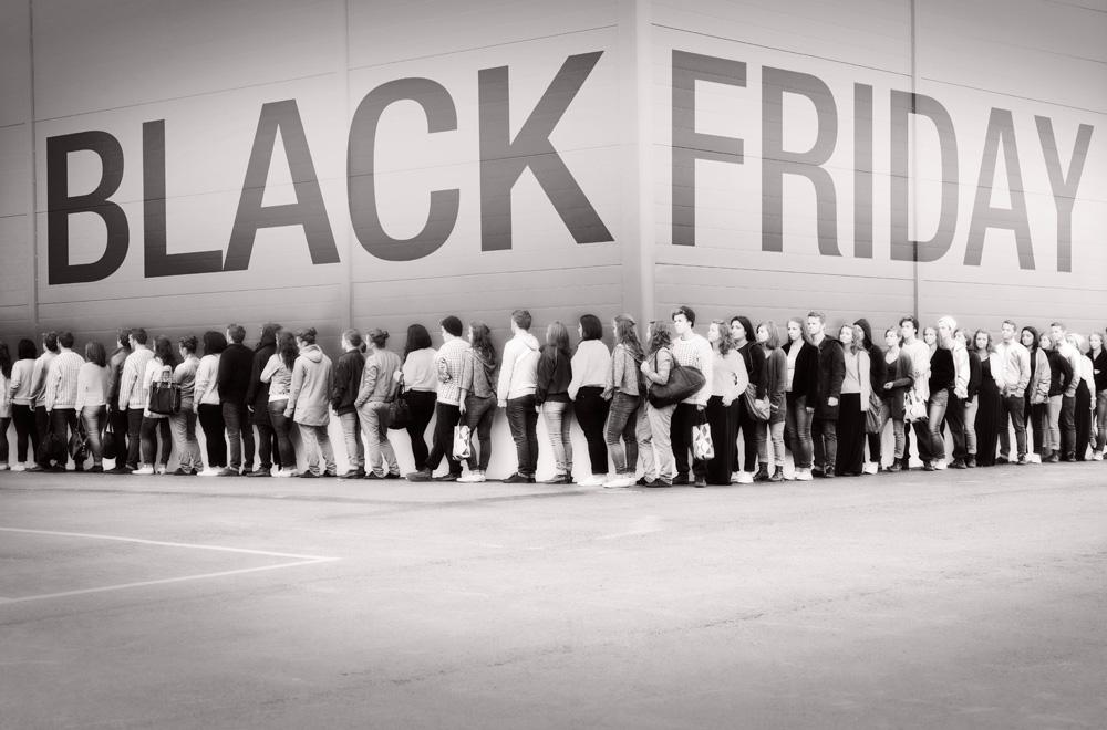 Black Friday: aki nem lép egyszerre, nem kap vásárlót estére