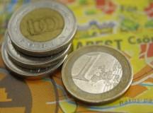 A 312-es szint tartogathat vételi lehetőségeket az euró/forintban
