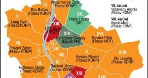Önkormányzat 2014 – A budapesti kerületek megválasztott polgármesterei 2014-ben